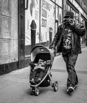 Hip hop dad.... - image gratuit #449713