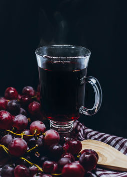 Hot Grape Drink.jpg - Free image #450373