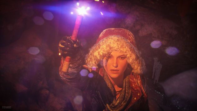 Rise of the Tomb Raider / Flaring It Up - Kostenloses image #450553