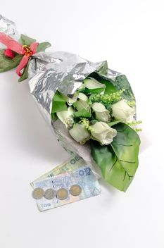 #3dollars, #flower, #flora, white background, lsolated background, #chiangmai, thailand - image #452543 gratis
