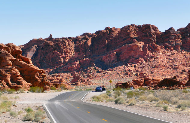 Valley of Fire State Park. Nevada. - Free image #452733