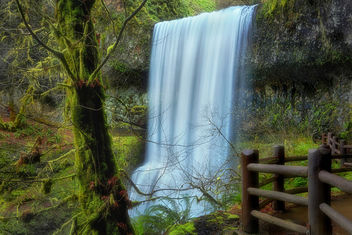 Lower South Falls - image gratuit #452893