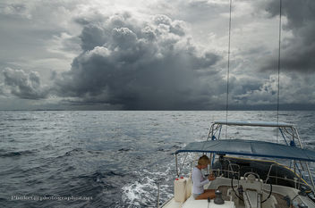 It should be a storm soon... - image gratuit #452983