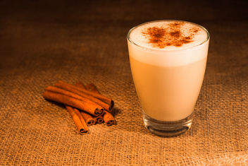 Chai Latte Composition - Free image #453023