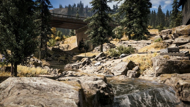 Far Cry 5 / Little River - image gratuit #453793