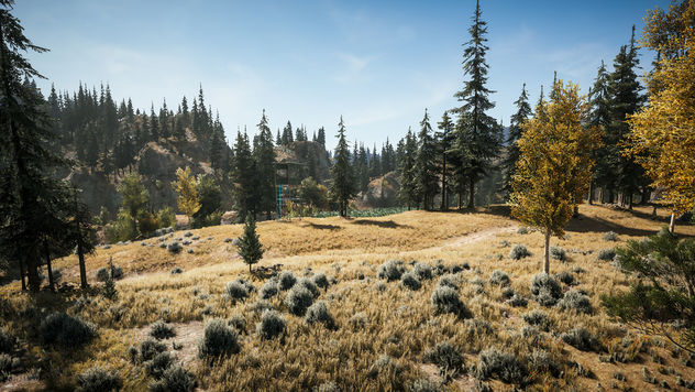Far Cry 5 / The Hunt - image gratuit #455623