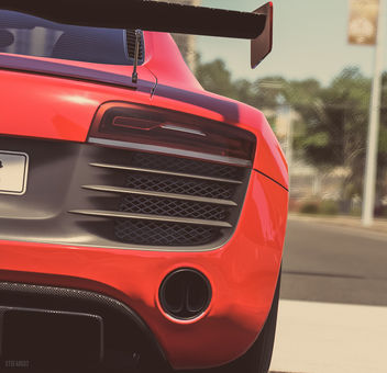 Forza Horizon 3 / Audi in Red - бесплатный image #455873