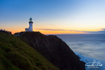 Byron Bay Lighthouse - бесплатный image #456783