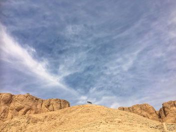 Valley of the kings, Luxor, Egypt - бесплатный image #459843
