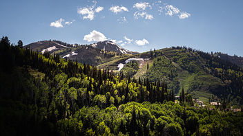 Deer Valley - Park City, United States - Landscape photography - бесплатный image #461823
