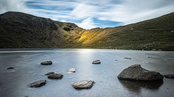 Red Tarn - Lake District, England - Landscape photography - Free image #461963