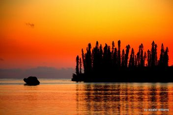 Sunset by iezalel williams - Isle of Pines in New Caledonia - IMG_2881-001 - Canon EOS 700D - Kostenloses image #462263