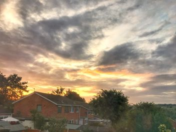 Burntwood sunset, England - Free image #462643