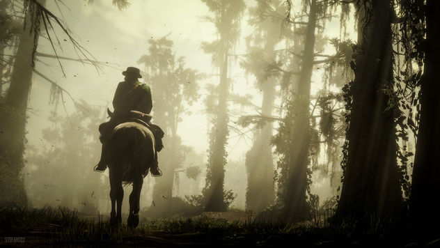 Red Dead Redemption 2 / Another Day in the Bayou - Free image #465763