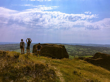 the roaches, Peak District, England - Free image #471043