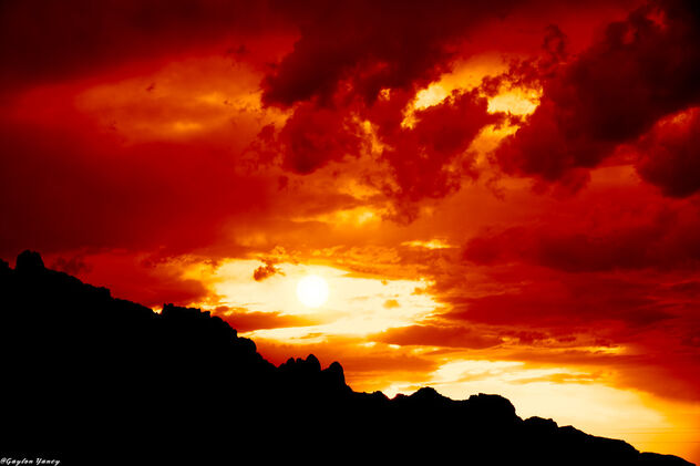 Fire on the Mountain - image #473053 gratis