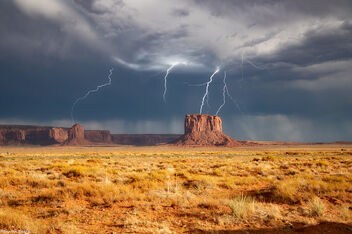 Monument Valley Strikes - Free image #473293