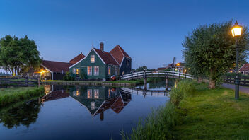 A cheese farm in Zaandam, Netherlands - Free image #474063