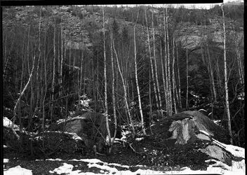 Mountain scene. From 13x18 cm. plan film. - image gratuit #478783